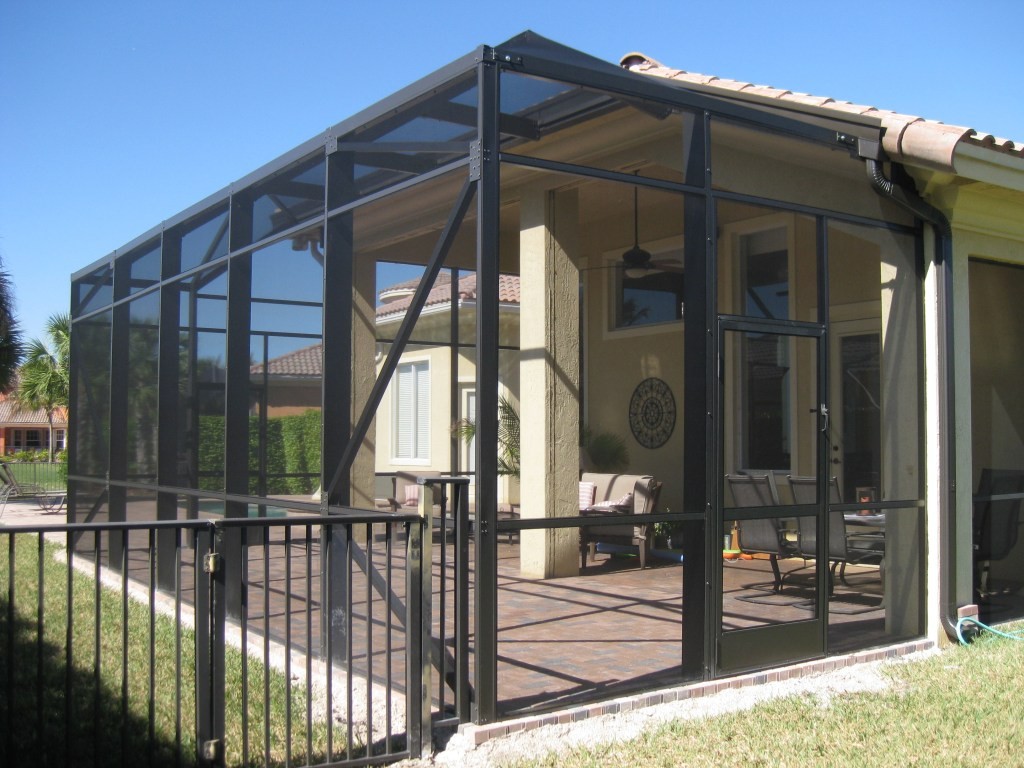 Lanai Enclosure West Delray